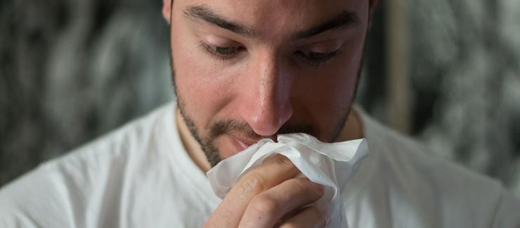 Ingefära kan hjälpa mot förkylning och luftvägsproblem